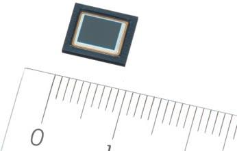 """The """"IMX224MQV,"""" a type 1/3 1.27 effective megapixels CMOS image sensor for automotive cameras"""