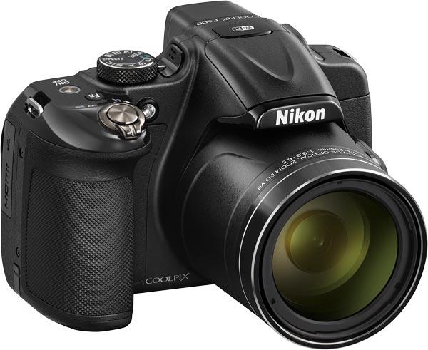 Nikon COOLPIX P600, black