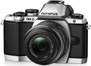 Olympus E-M10 Standard Kit, silver