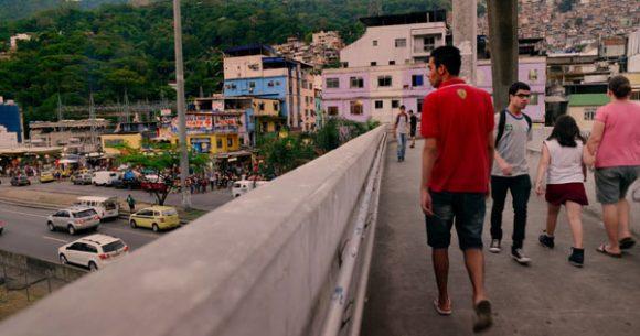 In a City by Ellen Ferreira in Rio De Janeiro Brazil