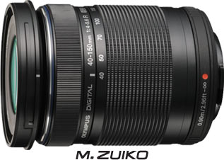 Olympus M.Zuiko ED 40-150mm f4.0-5.6 Lens