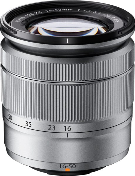 FUJINON XC16-50mm II (24-76mm) F3.5-5.6 OIS zoom lens