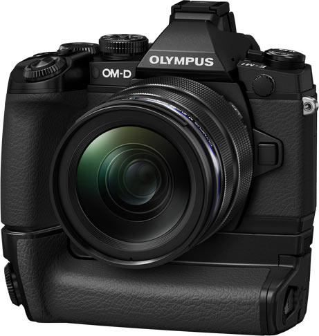 Olympus OM-D E-M1 + M.ZUIKO DIGITAL ED 12-40 mm 1:2.8 + HLD-7