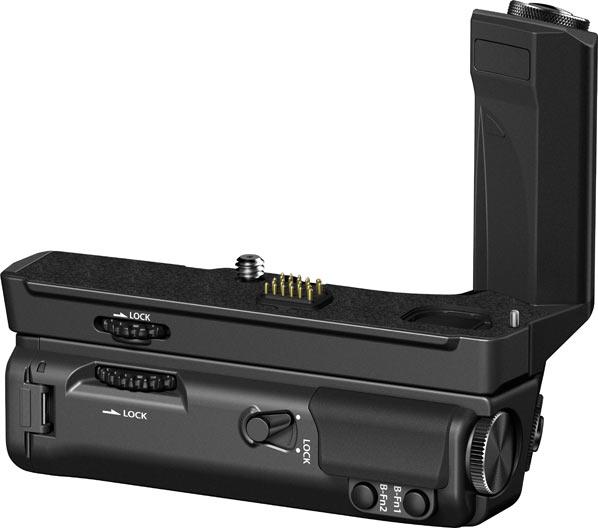 HLD-8 Combination: HLD-8G (backside) + HLD-6P Grip (backside)