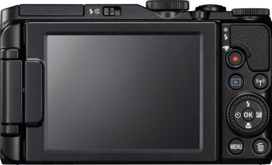 Nikon COOLPIX S9900, black, LCD