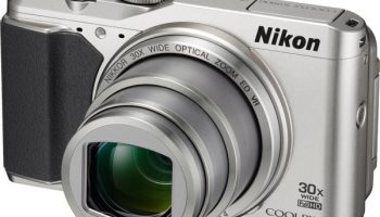 New Nikon COOLPIX S9900 Pocket-size Camera With Built-in Wi