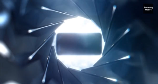 Samsung: The Next Galaxy. Image extracted from video below.
