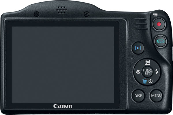 Canon PowerShot SX410 IS, black