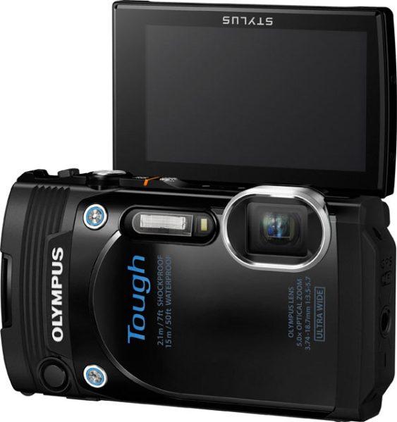 Olympus Stylus Tough TG-860, black