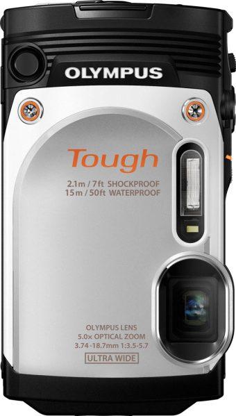 Olympus Stylus Tough TG-860, white