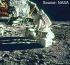 1969: Photos of the first lunar landing were taken with Zeiss lenses.