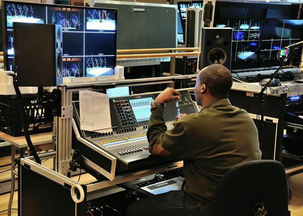 NJPAC Broadcast Operations: NJPAC image