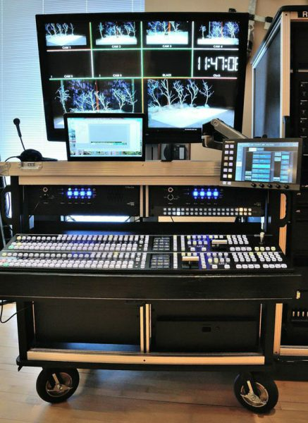 Portable Production Systems: NJPAC image