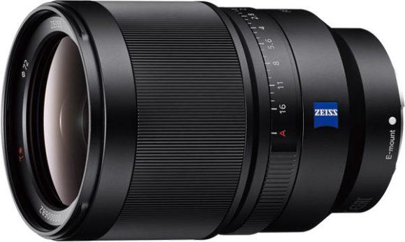ZEISS® Distagon T* FE 35mm F1.4 ZA (model SEL35F14Z)