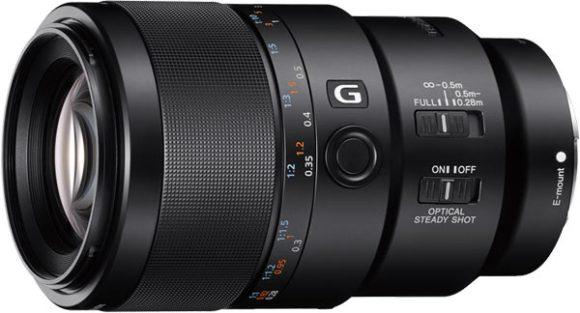 Sony FE 90mm F2.8 Macro G OSS (model SEL90M28G)