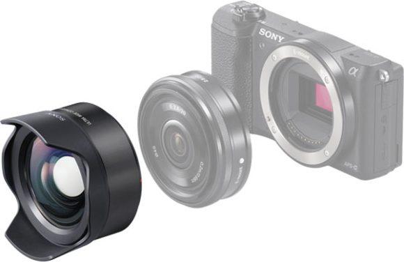 Sony VCL-ECU2 Ultra Wide APS-C converter