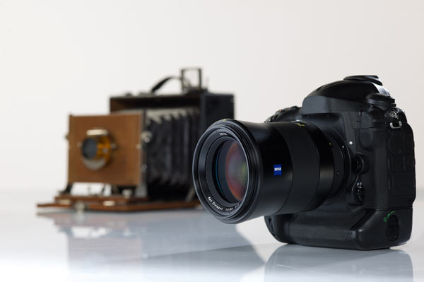 125 Years of ZEISS Camera Lenses with the Future in Focus