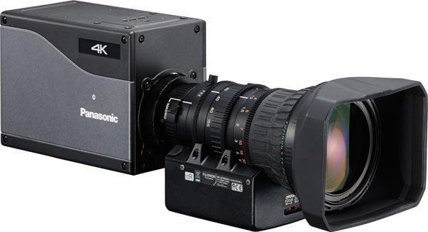 Panasonic AK-UB300 4K box camera