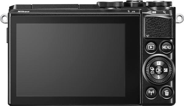 Nikon 1 J5, black