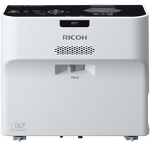 RICOH PJ WX4141NI ultra-short throw projector