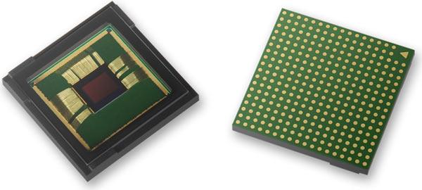 Samsung 8 MP ISOCELL RWB CMOS image sensor, the S5K4H5YB