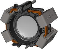 FUJINON XF90mmF2 R LM WR: Quad Linear Motor