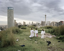 Image: Mikhael Subotzky and Patrick Waterhouse, Ponte City from Yeoville Ridge, 2008, © Mikhael Subotzky and Patrick Waterhouse