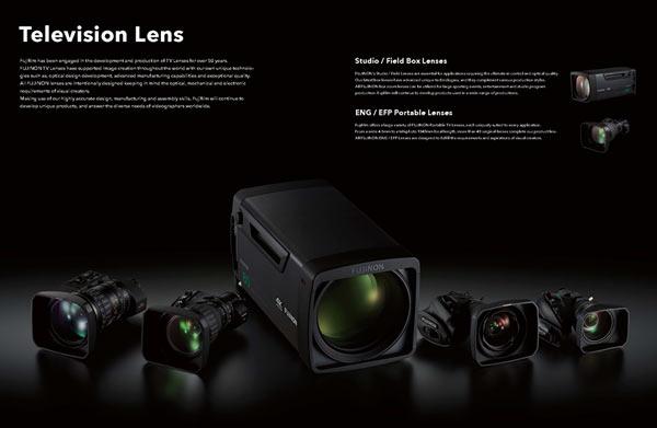 Fujinon Television Lenses
