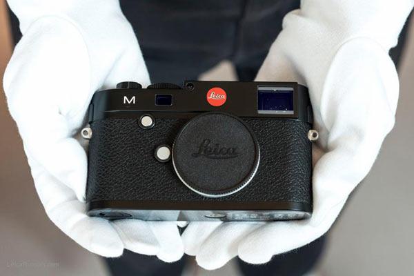 Leica M: Image Courtesy of Leica