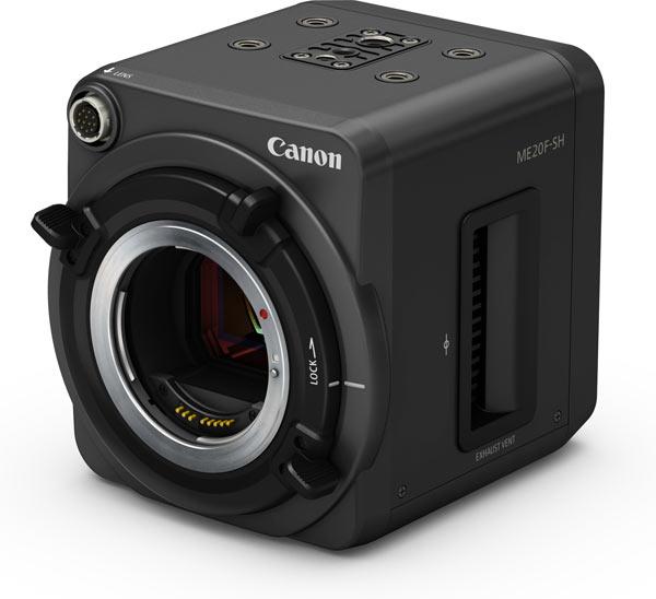 Canon Ultra-High-Sensitivity Multi-Purpose Camera ME20F-SH (front)