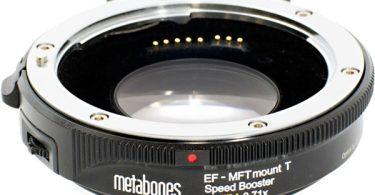 Metabones EF-M43 T Speed Booster ULTRA 0.71x
