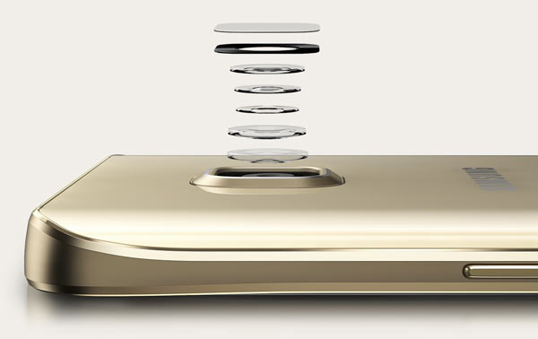 Samsung Galaxy Note 5: Rear Camera's features