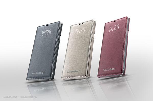 Samsung LED Flip Wallet