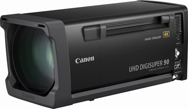 Canon UJ90x9B (UHD-DIGISUPER 90)