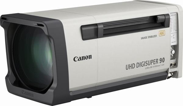 Canon UJ90x9B (UHD-DIGISUPER 90), white
