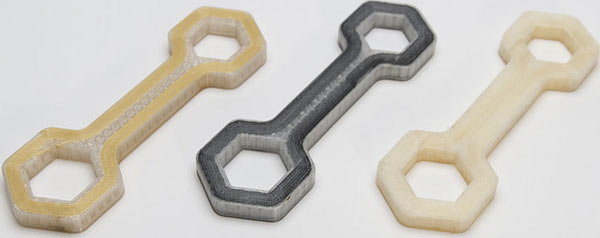 """""""30x Stiffer than ABS 