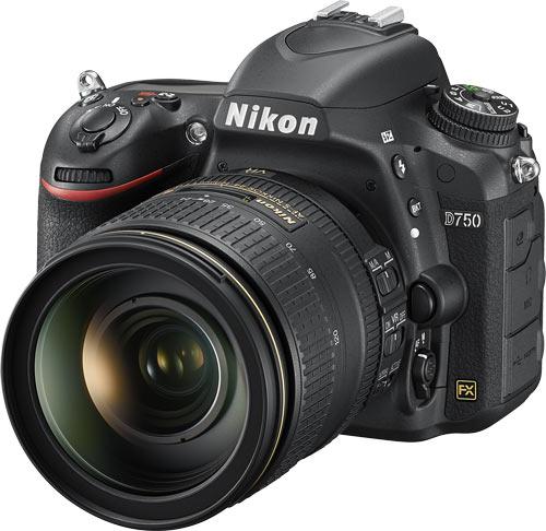 Nikon D750 + AF-S NIKKOR 24-120mm f/4G ED VR lens
