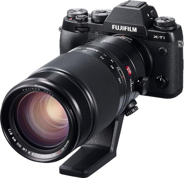 Fujifilm XF1.4XTC Teleconverter on Fujinon 50-140mm lens and Fujifilm X-T1 camera