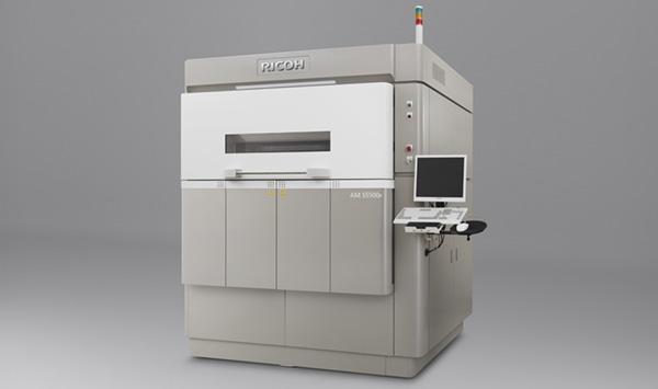 The RICOH AM S5500P