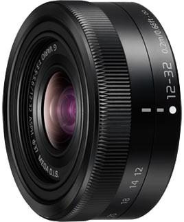 LUMIX G Vario Vario 12-32mm / F3.5-5.6 ASPH.: Model H-FS12032K