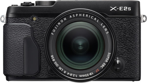 FUJIFILM X-E2S kit, black (with FUJINON LENS XF18-55mmF2.8-4 R LM OIS)