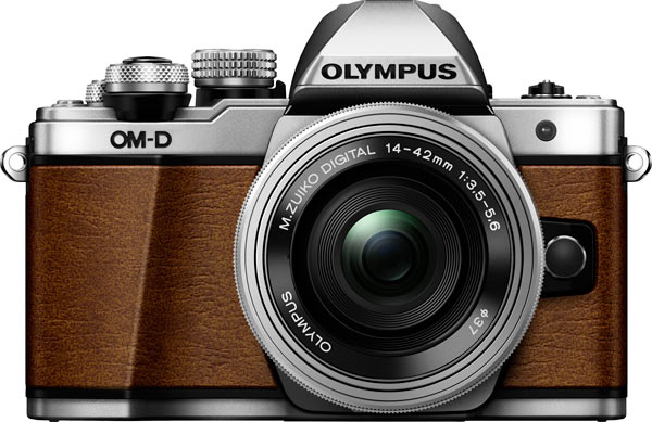 Olympus OM-D E-M10 Mark II Limited Edition Kit