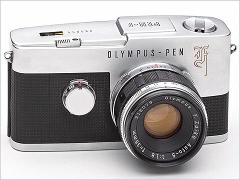 Olympus PEN-F, 1963