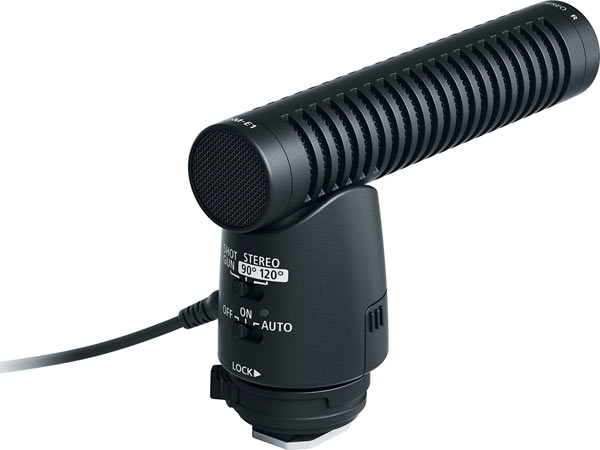 Canon Directional Stereo Microphone DM-E1