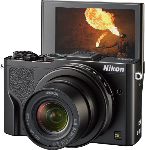 Nikon DL24 - 85