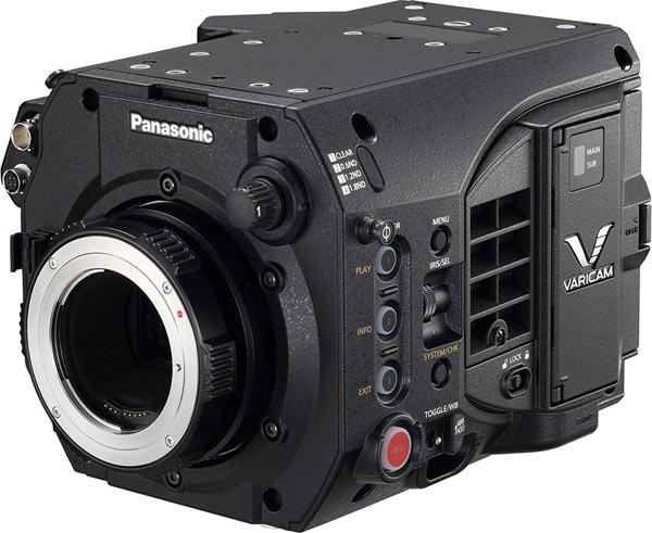 Panasonic VARICAM LT, body only