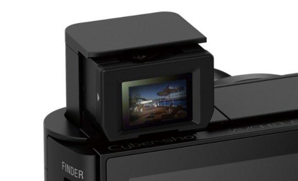 Sony HX80 Camera w/ Built-in Retractable EVF
