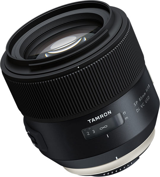 Tamron SP 85mm F/1.8 Di VC USD (Model F016)