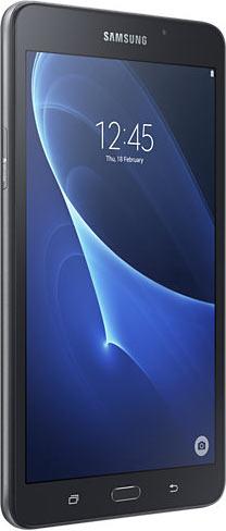 Samsung: Galaxy Tab A 7, black