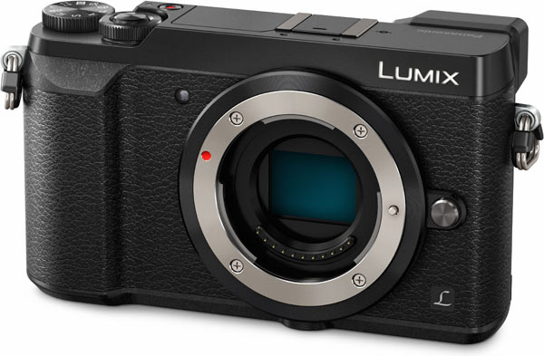 Panasonic LUMIX DMC-GX85 accepts all M43 lenses